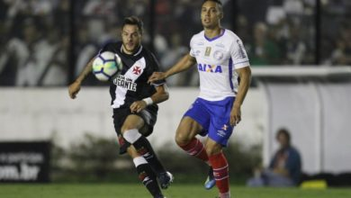 bahia bate o vasco 390x220 - Bahia perde para o Vasco, mas avança para as quartas de final da Copa do Brasil