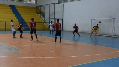 futsal 390x220 - Definidos os oito classificados para quartas de final do Aberto de Futsal